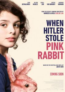 When Hitler Stole Pink Rabbit poster