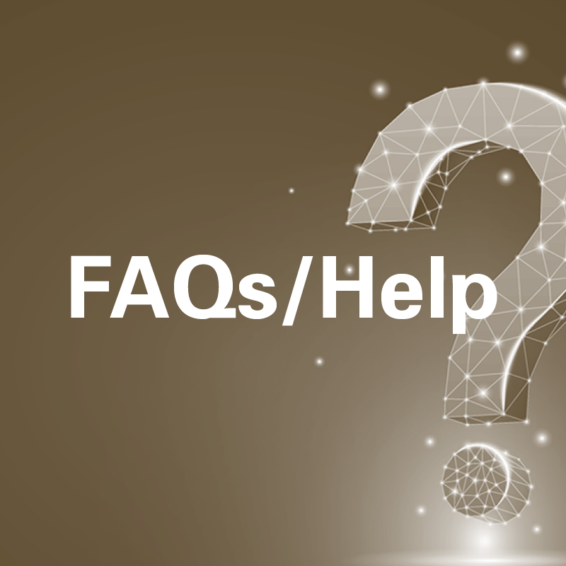 Frequently asked questions and Help