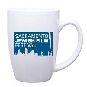 Sacramento Jewish Film Festival Mug