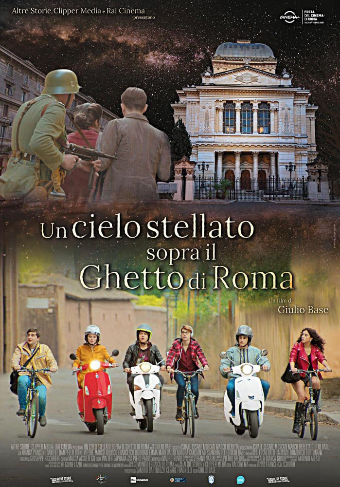 A Starry Sky Above the Roman Ghetto poster
