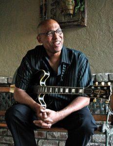 Sacramento Jazz Guitarist Henry Robinett