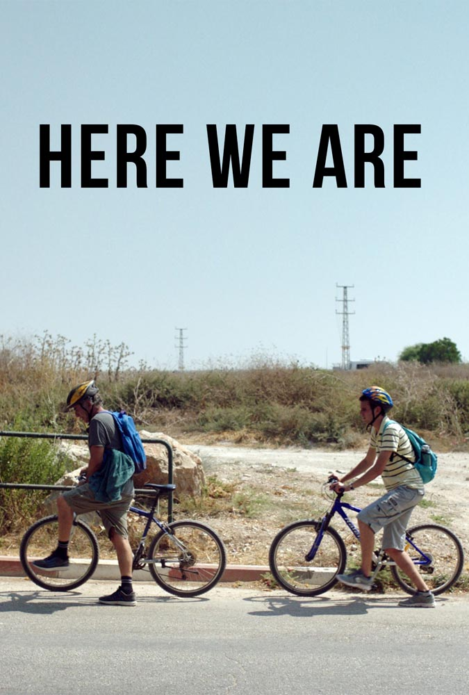 Here We Are poster