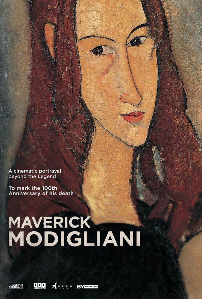 Maverick Modigliani poster