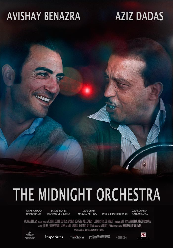 The Midnight Orchestra poster
