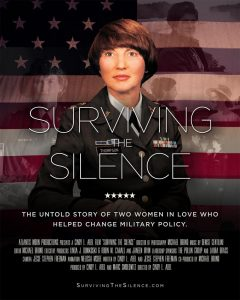 Surviving the Silence poster